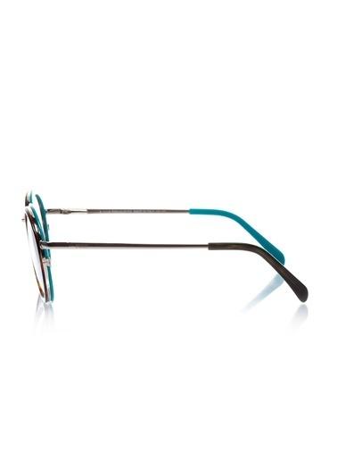 Emilio Pucci Güneş Gözlüğü Mavi